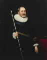 Sir Thomas Edmondes, by Daniel Mytens - NPG 4652
