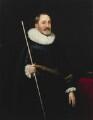 Sir Thomas Edmondes, by Daniel Mytens - NPG 4652