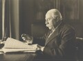 Sir Edward Elgar, Bt, by Herbert Lambert - NPG P107