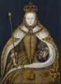 Queen Elizabeth I, by Unknown English artist - NPG 5175