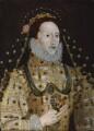 Queen Elizabeth I, by Unknown artist - NPG 200
