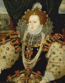 Queen Elizabeth I, by Unknown English artist - NPG 541