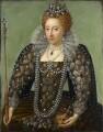Queen Elizabeth I, by Unknown artist - NPG 542