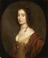 Elizabeth, Princess of the Palatinate, after Gerrit van Honthorst - NPG 340