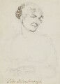 Anne Law, Lady Ellenborough, by Sir George Hayter - NPG 883(9)