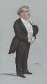 Charles Edmund Law, 3rd Baron Ellenborough, by Sir Leslie Ward - NPG 3286