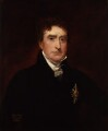 Thomas Erskine, 1st Baron Erskine, by Sir William Charles Ross - NPG 960
