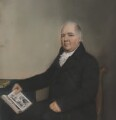 William Esdaile, by George Sharples - NPG 4660