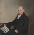 William Esdaile, by George Sharples - NPG 4660