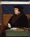 Thomas Cromwell, Earl of Essex, after Hans Holbein the Younger - NPG 1727