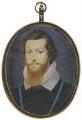 Robert Devereux, 2nd Earl of Essex, by Isaac Oliver - NPG 4966