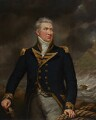 Edward Pellew, 1st Viscount Exmouth, by James Northcote - NPG 140