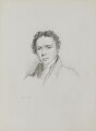 Michael Faraday, by William Brockedon - NPG 2515(24)