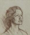 Kathleen Ferrier, by Bernard Dunstan - NPG 5040(2)