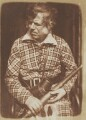 Finlay, by David Octavius Hill, and  Robert Adamson - NPG P6(96)