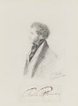 Lord Frederick Fitzclarence, by Alfred, Count D'Orsay - NPG 4026(23)
