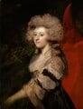 Maria Anne Fitzherbert (née Smythe), by Sir Joshua Reynolds - NPG L162