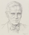 Alexander Fleming, by Helen McDougall Campbell - NPG 3988