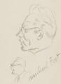 Michael Foot, by Sir David Low - NPG 4529(127)