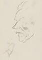 Michael Foot, by Sir David Low - NPG 4529(129)