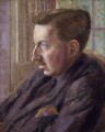E.M. Forster, by Dora Carrington - NPG 4698