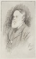 (Myles) Birket Foster, by (William) Walker Hodgson - NPG 4041(1)