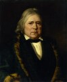 William Johnson Fox, by Eliza Florence Bridell (née Fox and later Mrs Fox) - NPG 1374