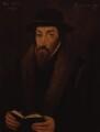 John Foxe, by Unknown artist - NPG 24