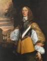 Sir Henry Gage, by Weesop - NPG 2279