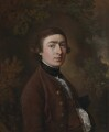 Thomas Gainsborough, by Thomas Gainsborough - NPG 4446