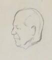 John Galsworthy, by Sir David Low - NPG 4529(136)