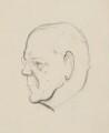 John Galsworthy, by Sir David Low - NPG 4529(139)
