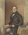 Sir Francis Galton, by Octavius Oakley - NPG 3923