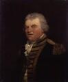 Alan Gardner, 1st Baron Gardner, by Theophilus Clarke - NPG 2103