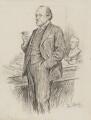 James Louis Garvin, by Sir (John) Bernard Partridge - NPG 3670
