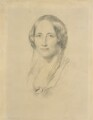 Elizabeth Gaskell, by George Richmond - NPG 1720