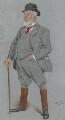 William Montagu Gent-Tharp, by Sir Leslie Ward - NPG 2990