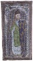 Geoffrey Plantagenet, Count of Anjou, by Unknown artist - NPG D21635