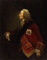King George II, by or after Thomas Worlidge - NPG 256