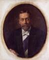 King George V, reduced copy by Lance Calkin - NPG 4604