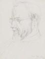 Eric Gill, by Desmond Chute - NPG 3957