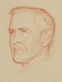 Gathorne Robert Girdlestone, by Sir William Rothenstein - NPG 4801