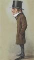 William Ewart Gladstone, by Carlo Pellegrini - NPG 1978
