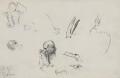 William Ewart Gladstone, by Sydney Prior Hall - NPG 2309