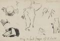 William Ewart Gladstone, by Sydney Prior Hall - NPG 2312