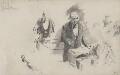 William Ewart Gladstone, by Sydney Prior Hall - NPG 2323