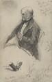 William Ewart Gladstone, by Sydney Prior Hall - NPG 2325