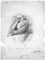 William Ewart Gladstone, by George Roland Halkett - NPG 3183