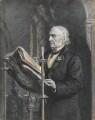 William Ewart Gladstone, by Sydney Prior Hall - NPG 3641