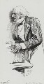 William Ewart Gladstone, by Harry Furniss - NPG 3360